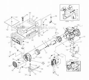 Generac 4000xl Parts List And Diagram