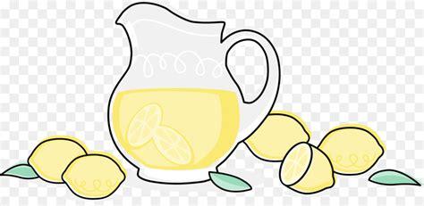 Lemonade Clipart Lemonade Juice Iced Tea Pitcher Clip Lemon Juice Png