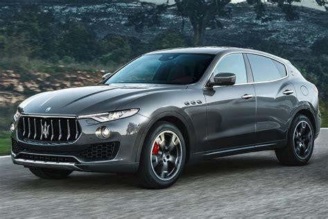 2017 Maserati Levante Suv Pricing For Sale Edmunds