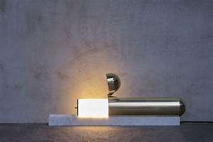 Lightning in a bottle a cylindrical light hidden inside a for Lightning in a bottle a cylindrical light hidden inside a capsule by dcw editions