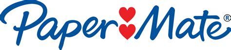 Paper Mate Logo / Misc / Logonoid.com