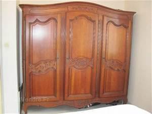Bon Coin 76 Meuble : armoire de chambre en merisier ~ Dailycaller-alerts.com Idées de Décoration