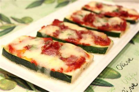 courgette cuisiner courgette façon pizza pour ceux qui aiment cuisiner
