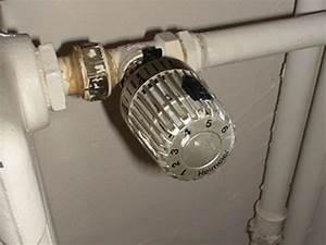 Tete De Robinet Radiateur : d montage t te de robinet thermostatique forum chauffage ~ Dailycaller-alerts.com Idées de Décoration