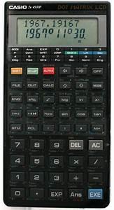 Casio Fx-4500p