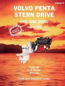 Volve Penta Stern Drive Repair Manuals By Seloc