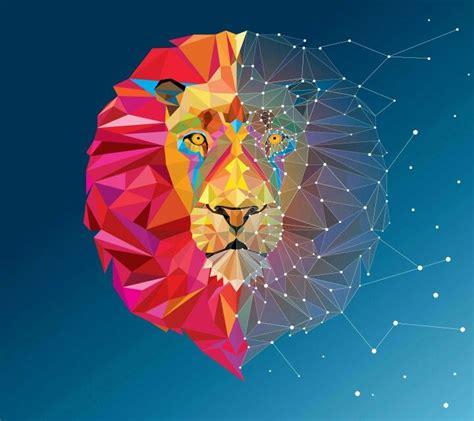 Geometric Animal Wallpaper - 320 best geometric animals designs images on