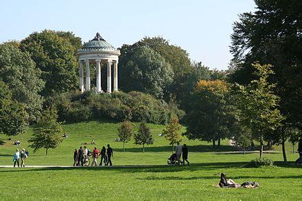 Englischer Garten — Wikipédia