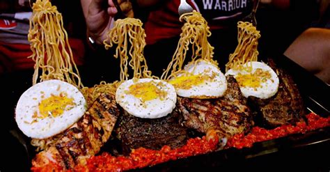 this cafe in kl serves the craziest and most delicious indomie combinations world of buzz