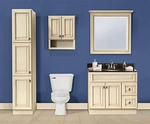 RTA Bathroom Vanities - Canterbury (Antique White) Series