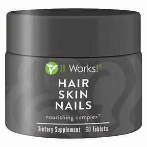 Hair Skin Nails Le Nouveau Produit It Works Est L