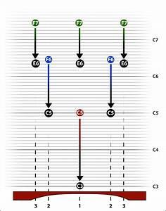 Wa 3570  Xylophone Notes Diagram Free Diagram