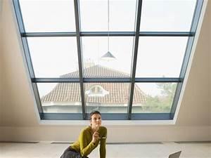 Ouverture De Toit : fen tre de toit motoris e atouts et types ooreka ~ Melissatoandfro.com Idées de Décoration