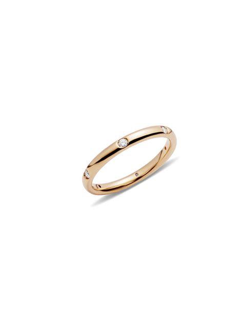 pomellato lucciole pomellato lucciole ring gold a a104 b7