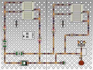 Hydraulischer Abgleich Heizkörper : rohrnetzberechnung die grundlage f r den hydraulischen ~ Lizthompson.info Haus und Dekorationen