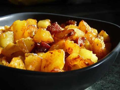 recette de cuisine avec pomme de terre pommes de terre sautees avec cookeo recette facile pour vous
