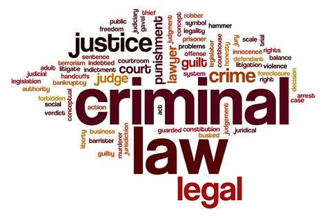 Understanding the Criminal Justice System from a Criminal