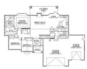 home floor plans with basements best 20 rambler house plans ideas on ranch
