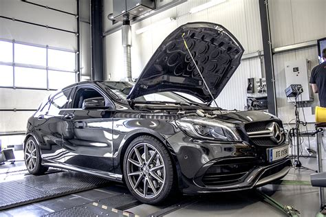 45 amg tuning dte tuning f 252 r mercedes a 45 amg