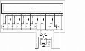 how to use lcd electronics With lcd display diagram