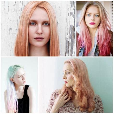 haare mit rosa 1001 ideen und inspirationen f 252 r pastell haarfarbe
