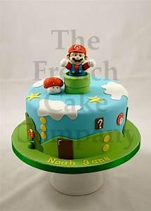 Gateau Anniversaire 2 Ans Garçon : cake for boys mario gateau d 39 anniversaire pour enfants garcon mario verjaardagstaart ~ Melissatoandfro.com Idées de Décoration