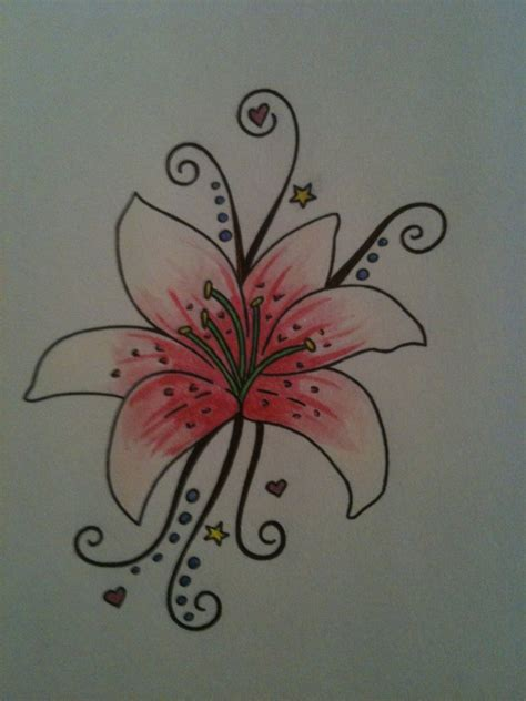 peace lily tattoo designs   images