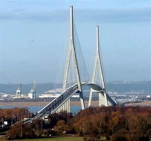 Pont De Voiture : la circulation r duite aux voitures sur le pont de normandie ~ Nature-et-papiers.com Idées de Décoration