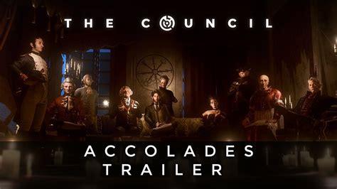 The Council - Accolades Trailer - YouTube