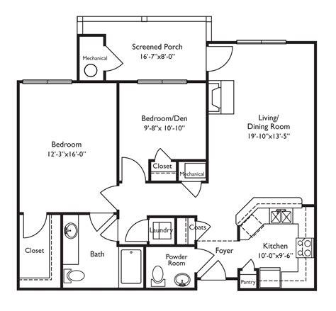 blueprints for homes floor plans for retirement homes looks wheelchair