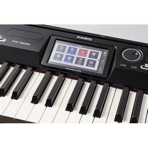 Stand Keyboard Dan Digital Piano casio privia portable digital piano px 360 88 weighted key