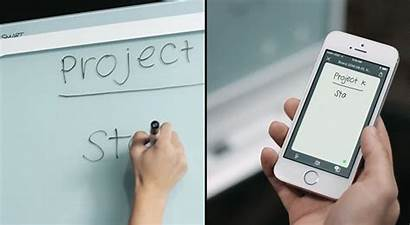 Smart Whiteboard Notes Device Meeting Any Syncs
