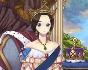 Anime Queen Victoria