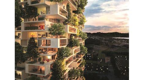 lusso  verde dopo milano  bosco verticale anche