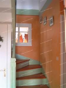 Reponse decoration aux problemes decoration for Nice peindre des escalier en bois 16 les escaliers avant apras