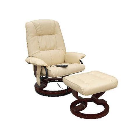 canapé chauffant fauteuil avec repose pied mundu fr