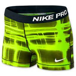 Women s Nike 3 Inch Pro Core pression from Finish Line