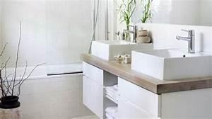belle salle de bains nos idees cote maison With maison humide que faire 9 idee carrelage salle de bain couleur deco maison moderne
