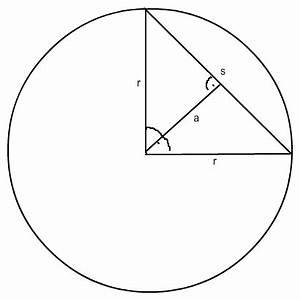 Mittelpunkt Kreis Berechnen : kreis zeichne einen kreis mit dem radius r 35mm darin ~ Themetempest.com Abrechnung