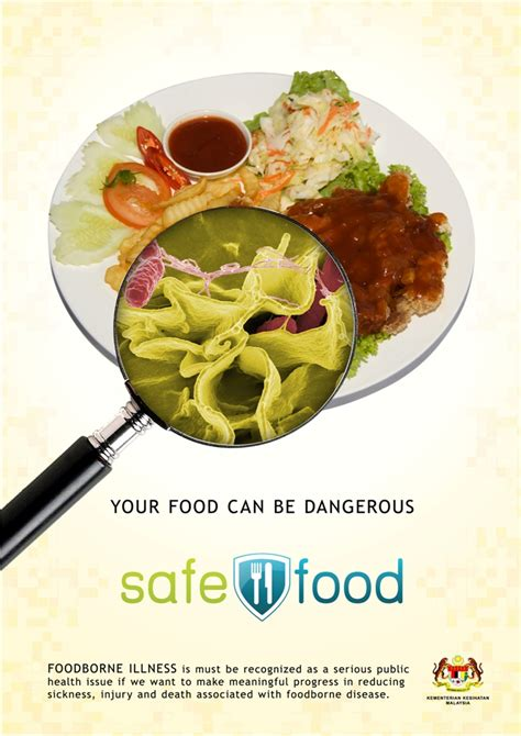cuisine ad safe food serial print ad 3 by snitch88 on deviantart