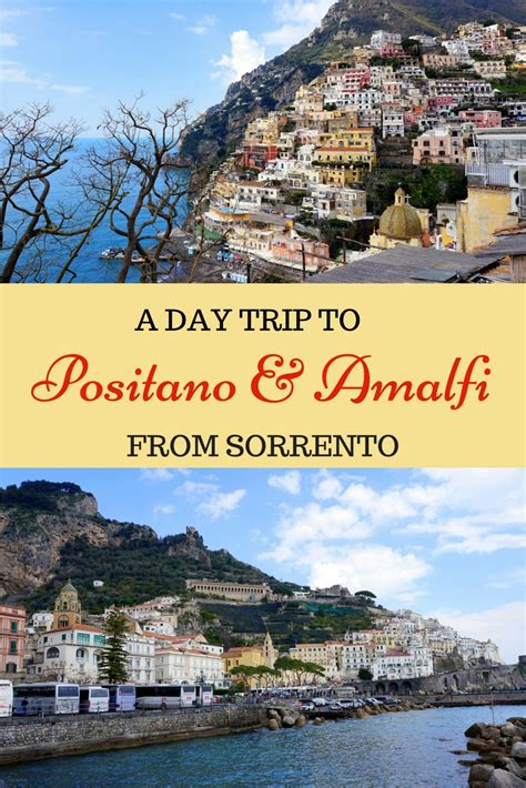 day trip to positano italy busybeetraveler a day trip to positano and amalfi from sorrento italy the world is a book