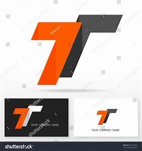 letter t logo bing images With custom letter logo