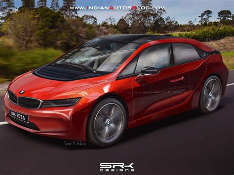 Electric Auto by 2019 Bmw I5 Crossover Utility Vehicle Rendered From Patent