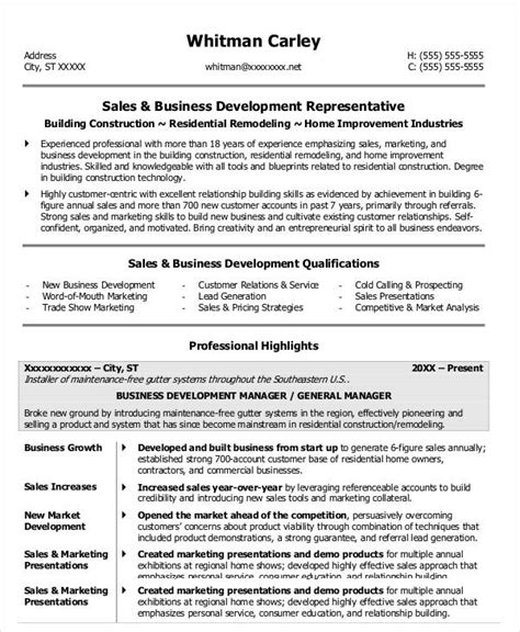 Sle Resume Former Business Owner by Small Business Owner Resume Sle 28 Images Business