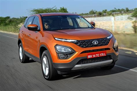 tata harrier review test drive autocar india