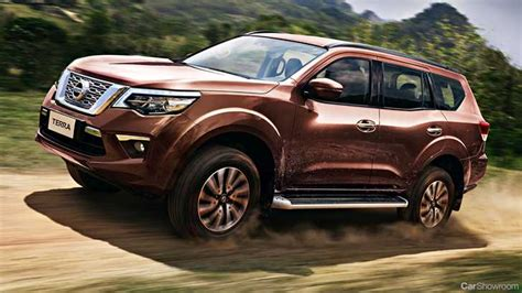 Nissan Terra Hd Picture by News 2018 Nissan Terra For Sea Unveiled