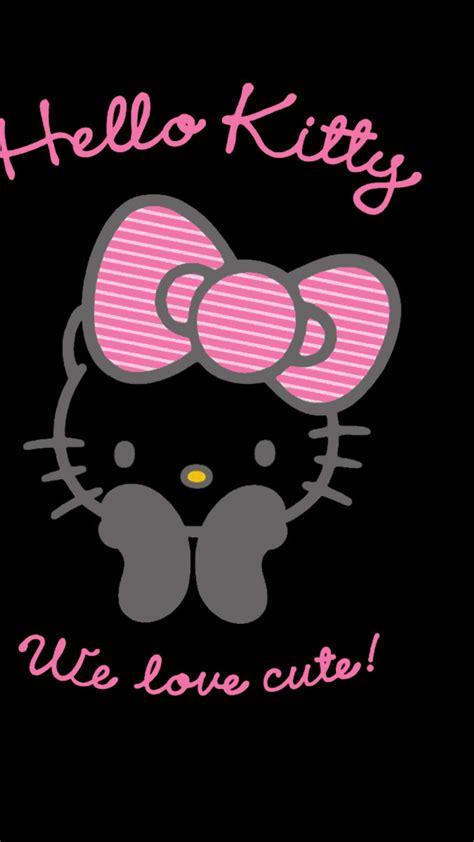 hello kitty iphone wallpaper HD