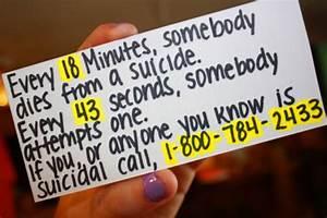 Suicide Prevention Quotes Tumblr | www.pixshark.com ...