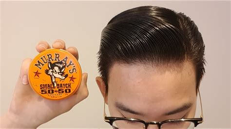 Murray's Small Batch 5050 Pomade Review  Youtube