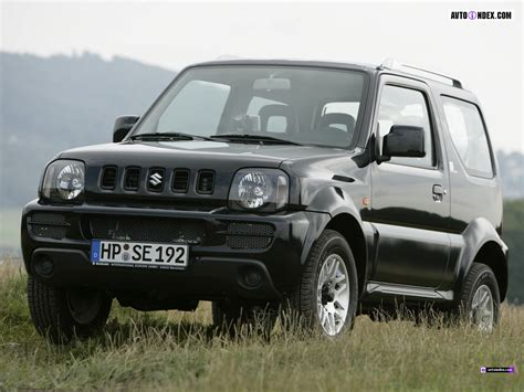 Suzuki Jimny Backgrounds by Beautiful Car Suzuki Jimny In Moscow Wallpapers And Images